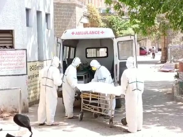 સુરેન્દ્રનગર જિલ્લામાં કોરોના સંક્રમણ ઘટ્યું, જિલ્લામાં આજે કોરોનાના બે કેસ નોંધાયા - Divya Bhaskar