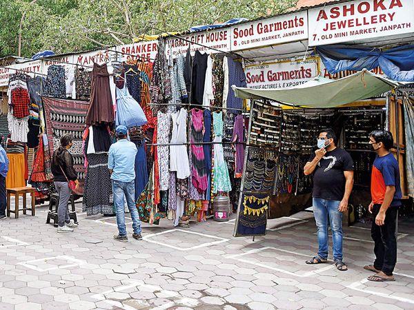 દિલ્હીમાં બજાર, મોલ ઓડ-ઈવન પદ્ધતિ મુજબ ખૂલશે.