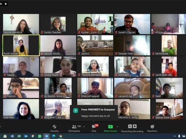વર્કશોપના આયોજનમાં લોકો ઓનલાઈન જોડાયા હતાં