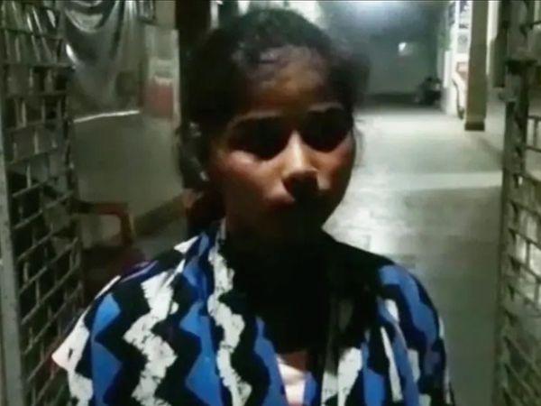 યુવતીએ બૂમો પાડી પરંતુ કોઈએ તેને સાંભળી નહિ - Divya Bhaskar