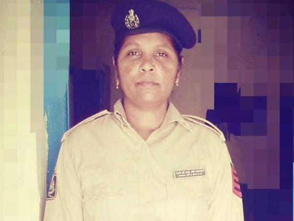 મૃતક મહિલા પોલીસની ફાઇલ તસવીર - Divya Bhaskar