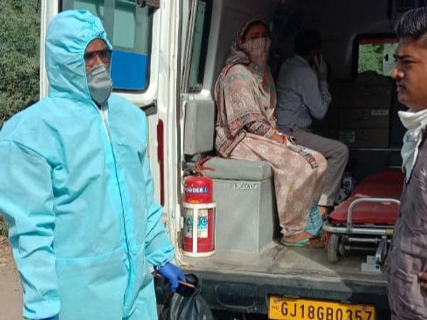 સુરેન્દ્રનગર જિલ્લામાં કોરોના કેસમાં  ઘટાડો યથાવત, જિલ્લામાં આજે ફક્ત 5 કેસ - Divya Bhaskar