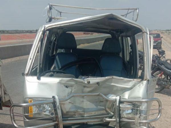 પાટડી પાસે ગાડી અને બાઇક વચ્ચે અકસ્માતમાં ગાડીમાં બેઠેલા આધેડનું મોત - Divya Bhaskar