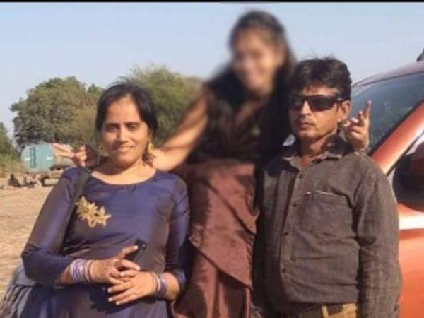 પતિએ પત્નીના આડાસંબંધની શંકા રાખી છરીના ઘા ઝીંકી ઢીમ ઢાળી દીધું. - Divya Bhaskar