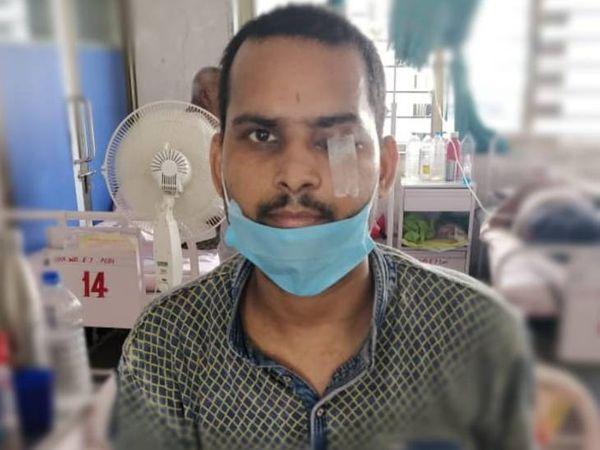 સિવિલ હોસ્પિટલ અને ગુજરાત સરકારનો હ્યદયપૂર્વક આભાર વ્યક્ત કર્યો