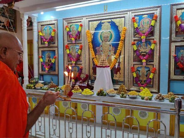 કરજીસણમાં 36 વખત સ્વામિનારાયણ ભગવાન પધાર્યા હતા