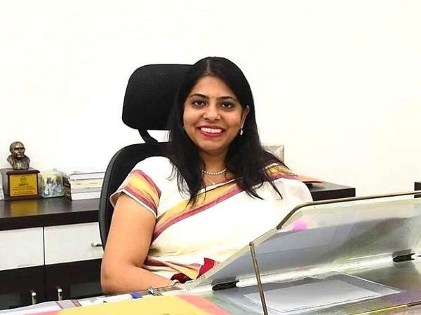 શાલિની અગ્રવાલ - Divya Bhaskar