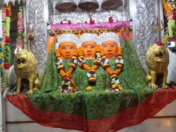 વલસાડ પારનેરા - Divya Bhaskar