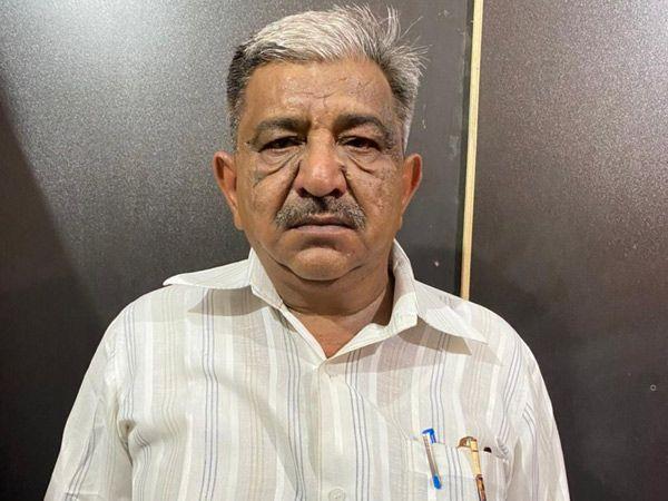 અધિક નાયબ મામલતદાર હબીબભાઈ સબુરભઆઈ મલેક - Divya Bhaskar
