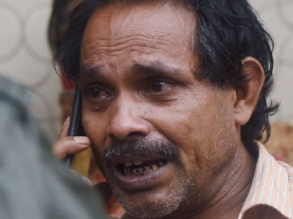 આ દુર્ઘટના પછી રફીએ 1 ઘૂંટ પાણી પણ નથી પીધું. - Divya Bhaskar