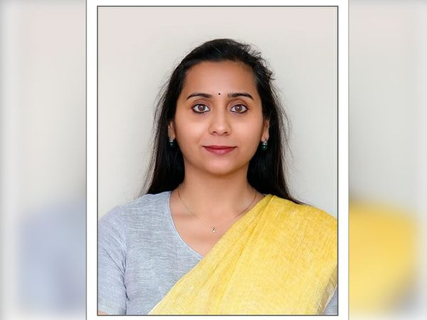 PGVCLના MD શ્વેતા ટિયોટીયાની ફાઈલ તસ્વીર - Divya Bhaskar