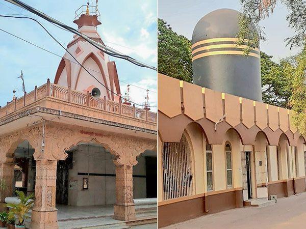 આશાપુરી મંદિર, નવસારી ગંગેશ્વર મહાદેવ મંદિર, કછોલી - Divya Bhaskar