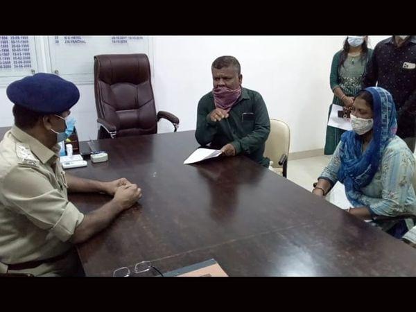 ઝગડો પહોંચ્યો પોલીસના દ્વારે - Divya Bhaskar