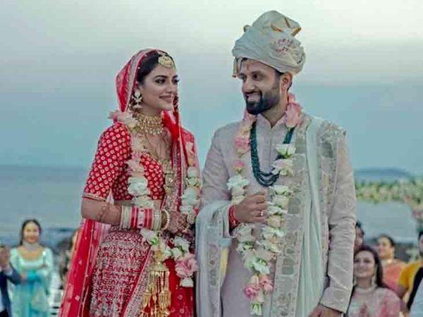निखिल ने दावा किया कि नुसरत शादी का रजिस्ट्रेशन कराने के लिए तैयार नहीं थी