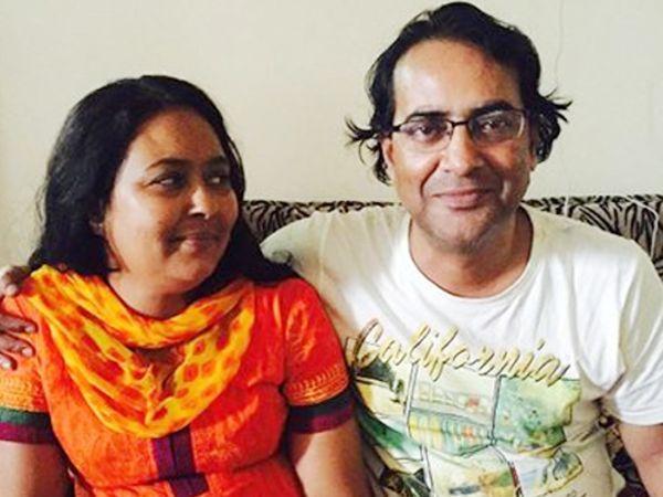 प्रत्यूषा की मां सोमा और पिता शंकर बनर्जी