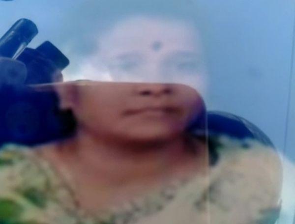 मृतक मंजू लता शर्मा 10 साल से पति से अलग होकर अपने बेटे के साथ रहती थी
