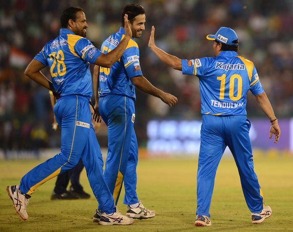 पठान सचिन की कप्तानी वाली इंडिया लीजेंड्स के लिए खेले थे और मैन ऑफ द टूर्नामेंट चुने गए थे।