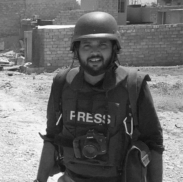 अफगानिस्तान में कवरेज के दौरान ली गई दानिश सिद्दीकी की फोटो। -फाइल