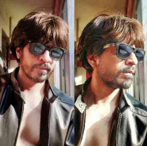 इब्राहिम शाहरुख खान के फिल्मी दृश्यों द्वारा बनाए गए वीडियो शेयर करते रहते हैं