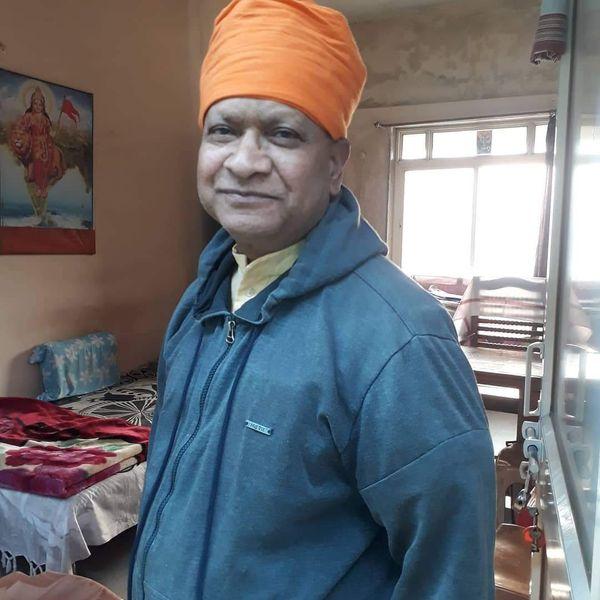 मध्यभारत के प्रांत प्रचारक प्रमुख डॉ. राजकुमार जैन।