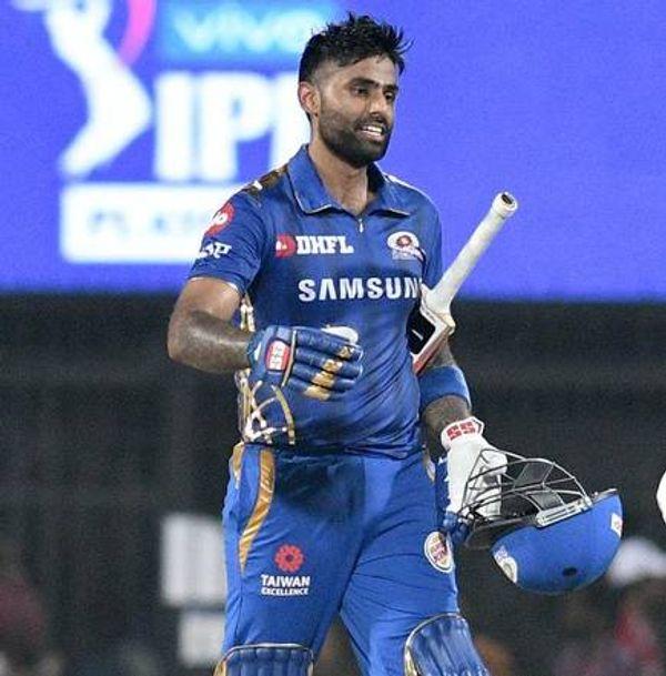 સૂર્યકુમાર યાદવે IPLની છેલ્લી ત્રણેય સીઝનમાં મુંબઈ માટે 400+ રન કર્યા છે.