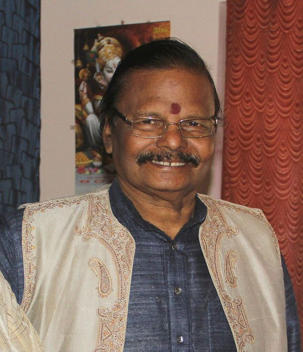 Famous sculptor Raghunath Mohapatra was infected with Corona last week.