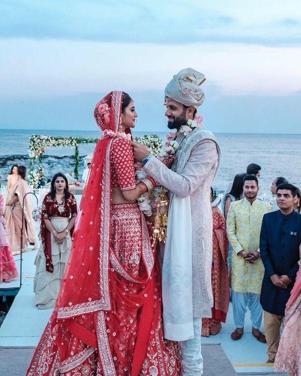 વર્ષ 2019માં નુસરત અને નિખિલે તુર્કીમાં લગ્ન કર્યા હતા.