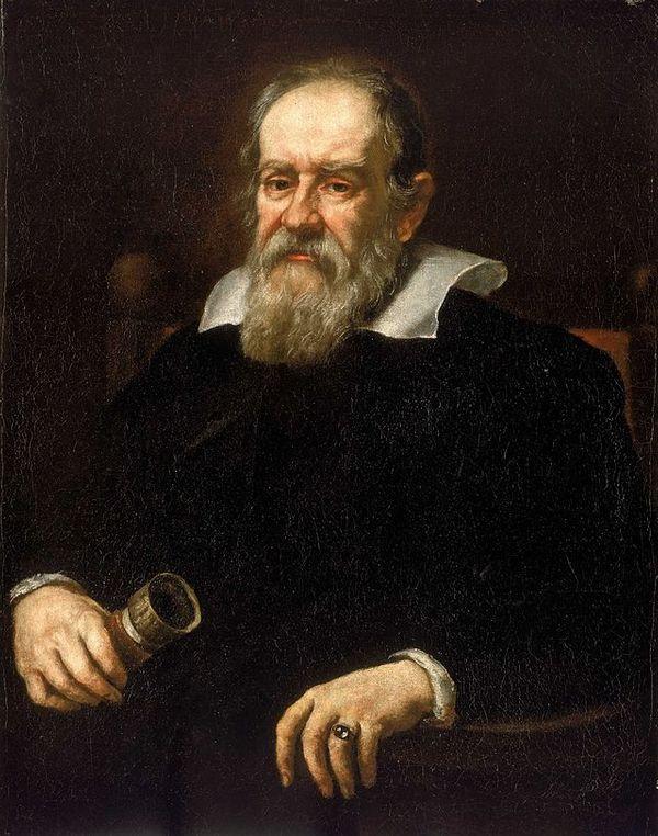 गैलीलियो गैलिली।