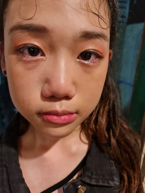 કાંચીની દીકરીનો રડતો ફોટો જોઈ સોશિયલ મીડિયા યુઝર્સ પણ ભાવુક થયા હતા