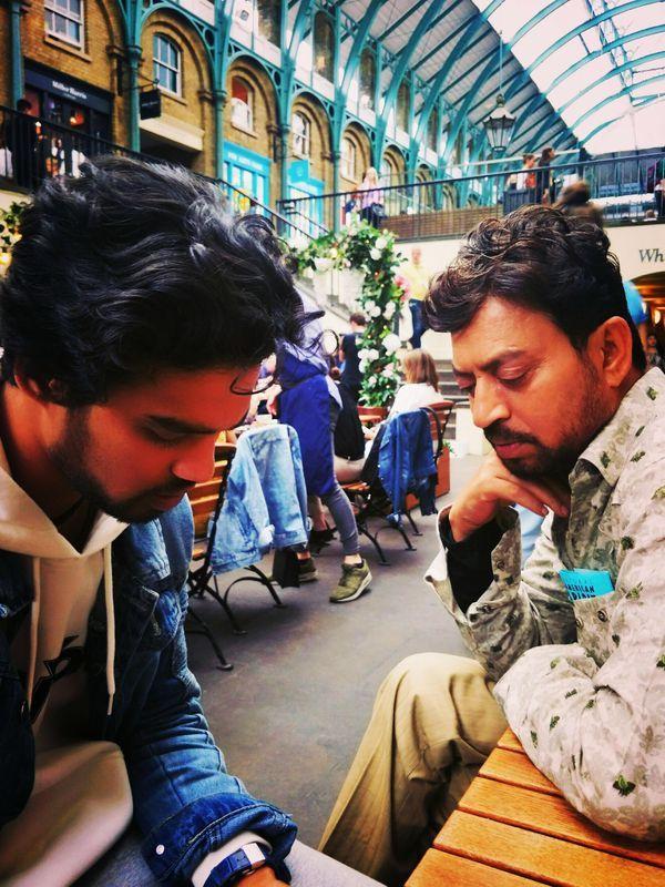 आखिरी फिल्म 'इंग्लिश मीडियम' की शूटिंग के दौरान इरफान खान