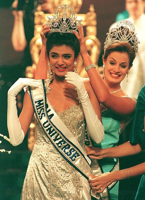 21 मई 1994 को हुई प्रतियोगिता में सुष्मिता सेन ने मिस यूनिवर्स का खिताब जीता।