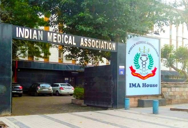 आईएमए ने चेतावनी दी है कि देश में कोरोना की तीसरी लहर आने वाली है।