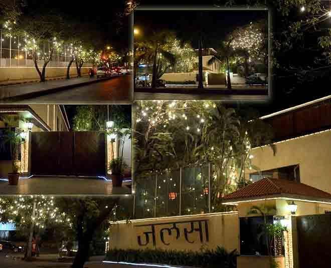 दिवाली पर बिग बी अपने बंगले को रोशनी से सजाते हैं