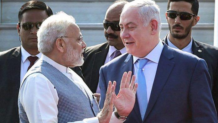 અત્યાર સુધી ભારતના ઈઝરાયલ અને વડાપ્રધાન નેતન્યાહુ સાથે ઘણાં સારા સંબંધો રહ્યા છે