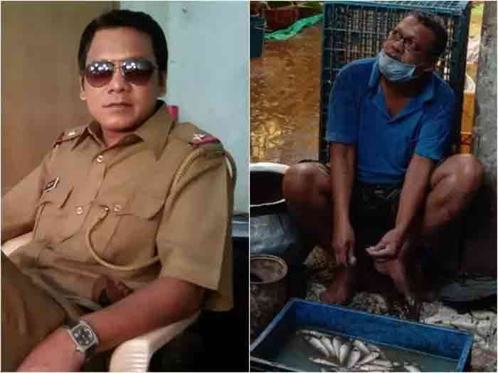 मछली बेचते दिखे टीवी अभिनेता श्रीकांतkan