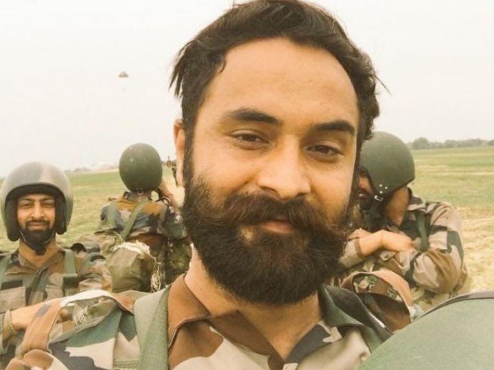 संदीप 2007 में सेना में भर्ती हुए थे। - Dainik Bhaskar