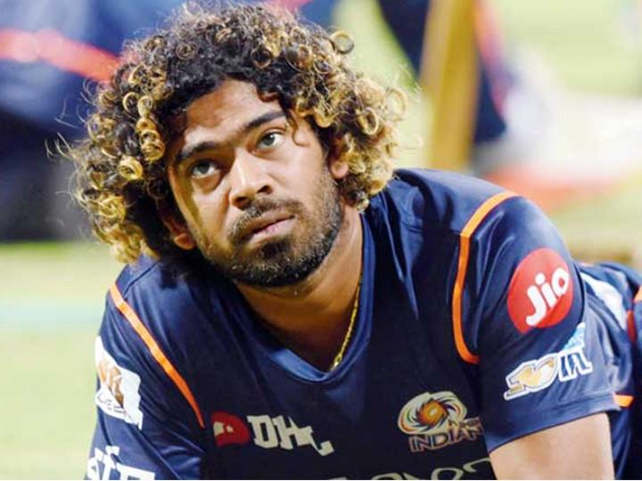 लसिथ मलिंगा आईपीएल में मुंबई इंडियन्स के लिए खेलते हैं। -फाइल - Dainik Bhaskar