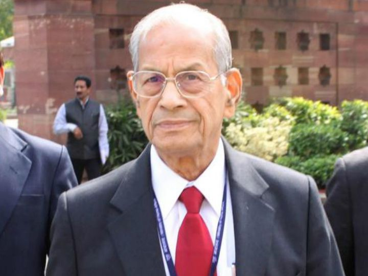 दिल्ली मेट्रो के पूर्व प्रमुख ई श्रीधरन। -फाइल - Dainik Bhaskar