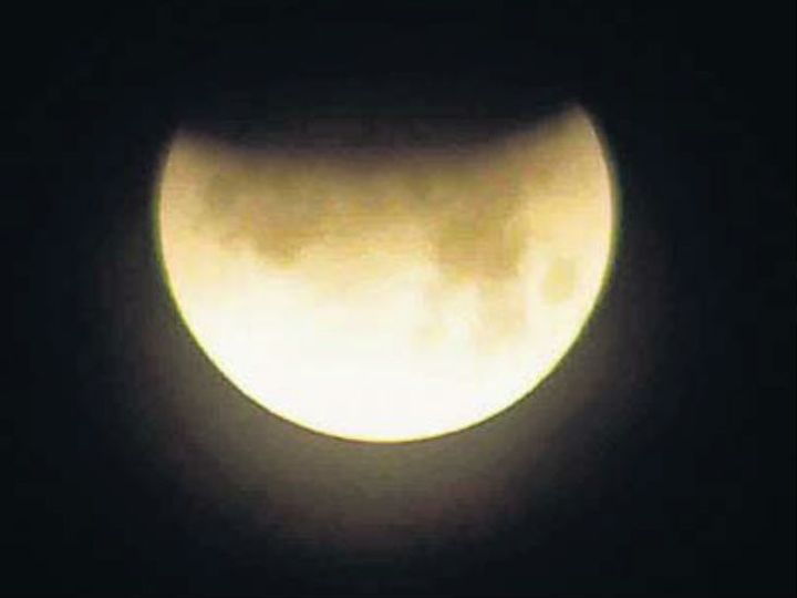 Lunar eclipse will be tomorrow