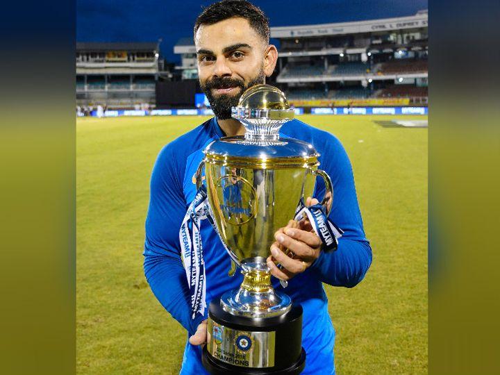 भारत ने तीन वनडे की सीरीज 2-0 से अपने नाम किया। - Dainik Bhaskar