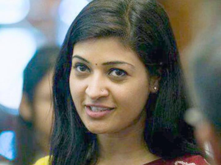 3 दिन पहले सोनिया गांधी से मिली थीं अलका लांबा। (फाइल) - Dainik Bhaskar