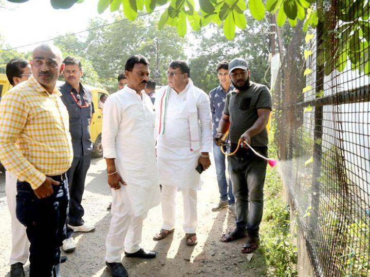 जनसंपर्क मंत्री पीसी शर्मा और स्वास्थ्य तुलसी सिलावट ने डेंगू और मलेरिया की रोकथाम के निर्देश दिए। - Dainik Bhaskar