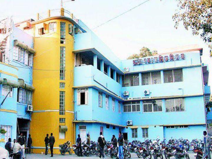 इंदौर नगर निगम। - Dainik Bhaskar