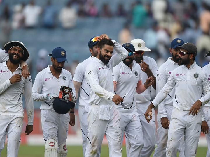 भारतीय क्रिकेट टीम। ( फाइल फोटो) - Dainik Bhaskar