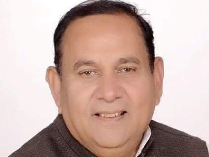 बनवारी लाल शर्मा - Dainik Bhaskar