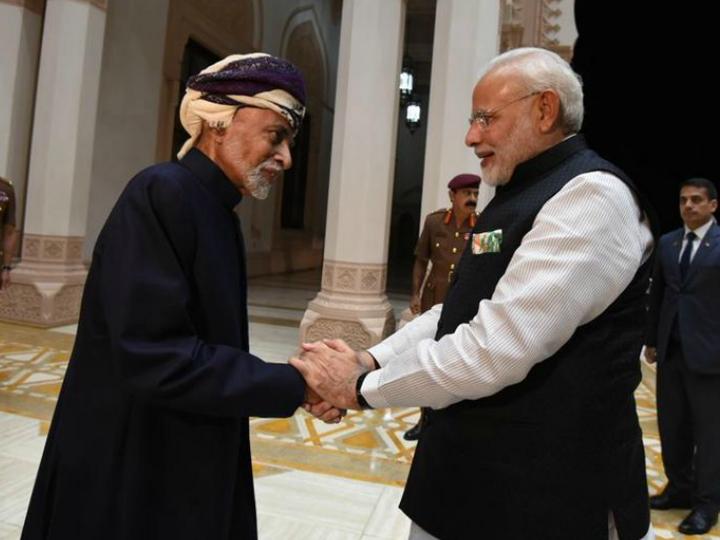 प्रधानमंत्री नरेंद्र मोदी ने सुल्तान काबूस को अरब क्षेत्र और दुनिया के लिए शांति का प्रतीक बताया था। -फाइल फोटो - Dainik Bhaskar