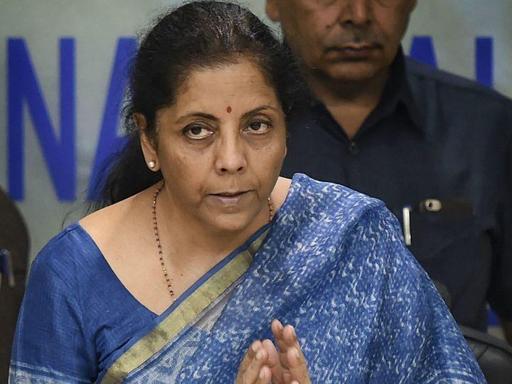 वित्त मंत्री निर्मला सीतारमण 1 फरवरी को बजट पेश करेंगी। - Dainik Bhaskar