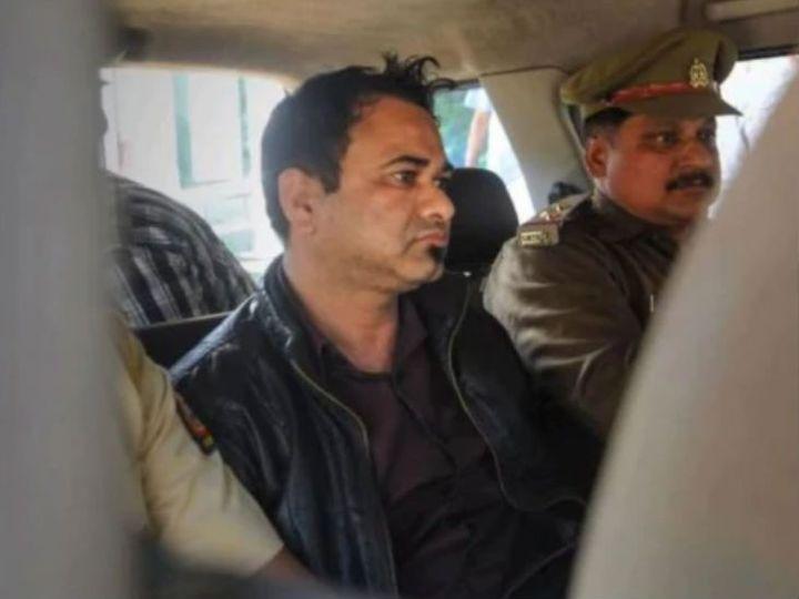 एसटीएफ ने कफील को मुंबई से गिरफ्तार किया था। -फाइल - Dainik Bhaskar