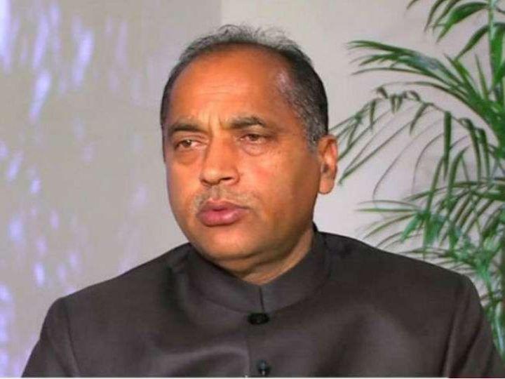 मुख्यमंत्री जयराम ठाकुर - Dainik Bhaskar