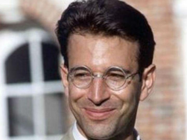 अमेरिकी पत्रकार डेनियल पर्ल। (फाइल) - Dainik Bhaskar